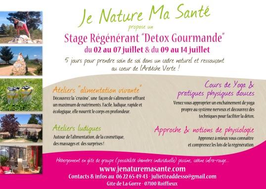 Flyer FB Stage Juliette